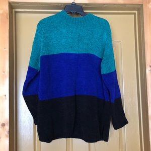Vintage Sag Harbor Chenille Sweater